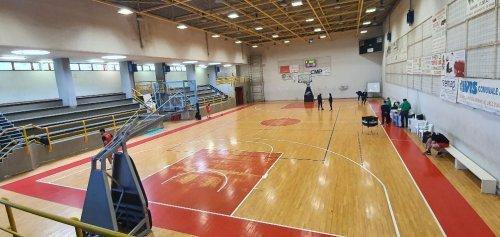 Per il Basket Ravenna OraSì allenamento ad Acquasparta sulla strada per Roma. Il prepartita della gara contro Eurobasket