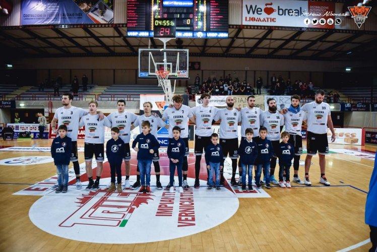 Janus Basket Fabriano : La febbre del sabato sera : trasferta a Cesena