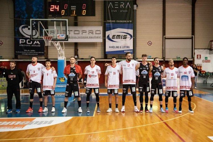 Janus Basket Fabriano  - Big - match : ci attende la Benedetto XIV Cento