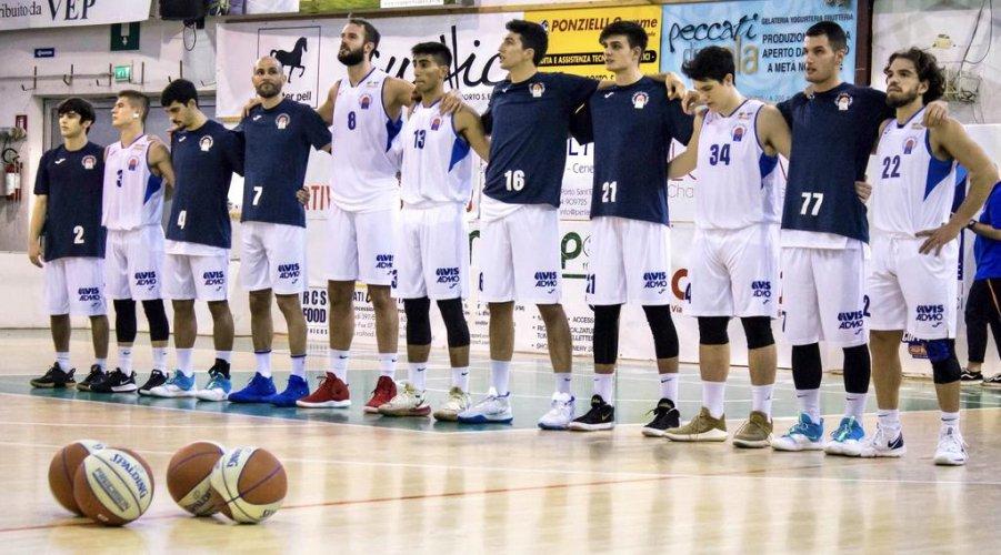 Arriva il Porto S. Elpidio Basket al PalaGuerrieri