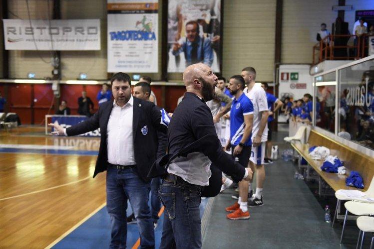 Janus Basket Fabriano  vs Teate Chieti  82 - 68