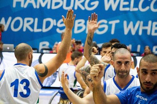 La Nazionale di basket in carrozzina ospita Usa e Gran Bretagna in un triangolare a San Patrignano