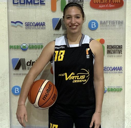 Laura Graffoni dalla Virtus Cesena vola in Serie A2