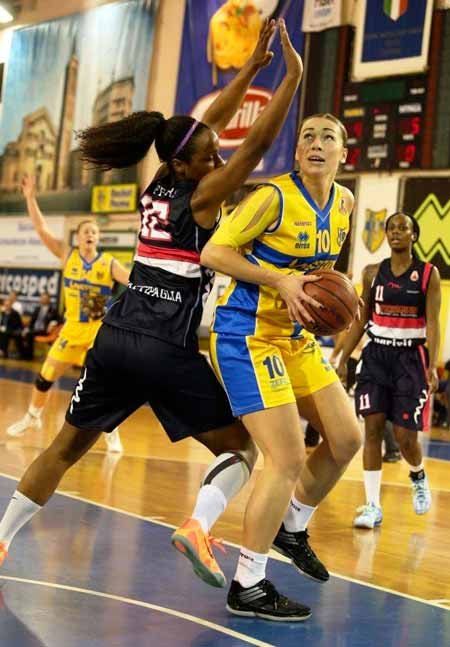 Lavezzini Basket Parma – Ceprini Orvieto 64 a 55 (32-22)