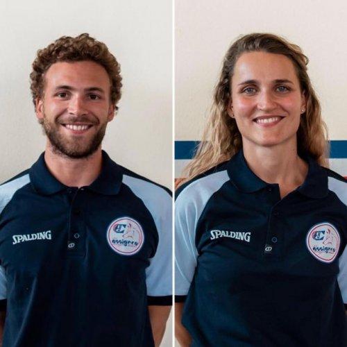 UCC Assigeco Piacenza : Benedetta Libori e Carlo Alberto Naldini ancora in Biancorossoblu