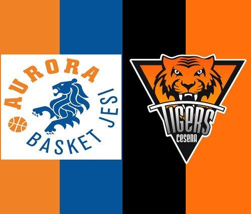 Preview Aurora Basket Jesi – Amadori Tigers Cesena