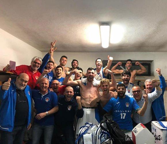 La Malloni è salva, Porto Sant'Elpidio resta in Serie B