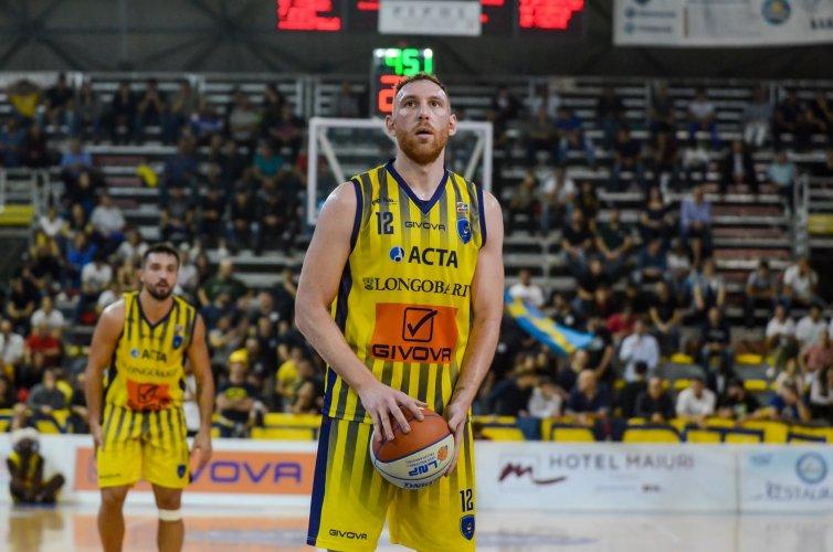 UCC Assigeco Piacenza firma l'ala\centro Marco Ammannato