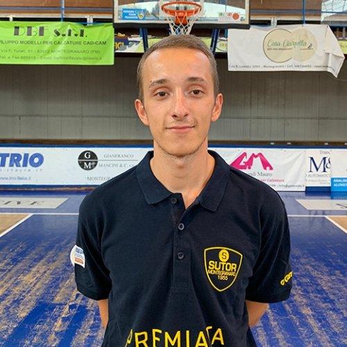 S.S.Sutor Premiata Montegranaro - Coach Ciarpella sulla sfida contro la Teate Basket Chieti