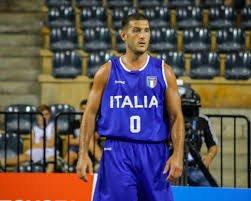 Nazionale A maschile - EuroBasket 2022. Macedonia del Nord-Italia 87-78 (17 Spissu).