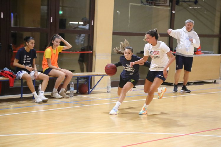 Grande soddisfazione in casa Magika Basket :  Margherita Curti convocata sabato  per la partita di campionato con la Virtus Segafredo Bologna