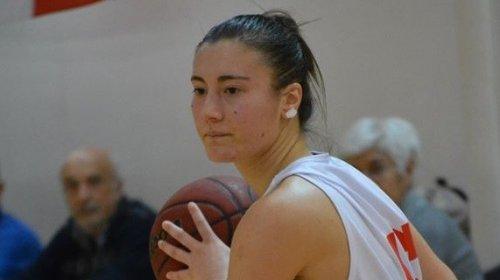 Altra conferma. Eleonora Marinelli resta al Basket Girls Ancona
