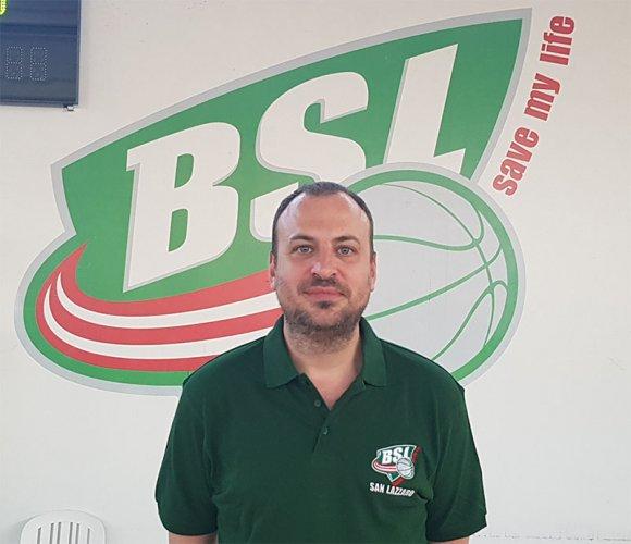 B.S.L. S.Lazzaro  vs Pall. CREI Granarolo  60 - 63