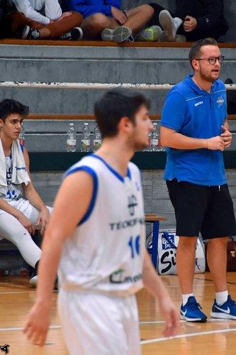 Nazareno Carpi - Scuola BK Cavriago : Intervista a Matteo Tasini.
