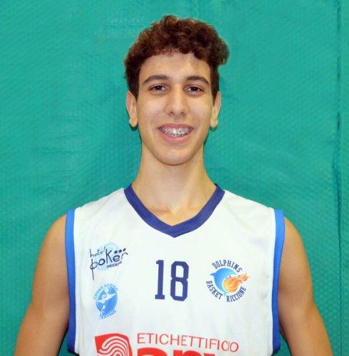 Grifo Basket Rivit - Dolphins Riccione 65-73 (23-12, 33-38, 52-57)