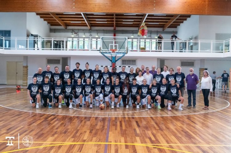 La Halley Thunder Basket Matelica si aggiudica  il  - Memorial Greta Ortenzi -