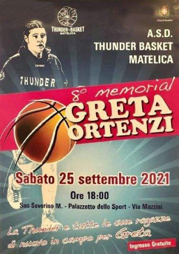 Halley Thunder Basket Matelica  : Altri due test amichevoli