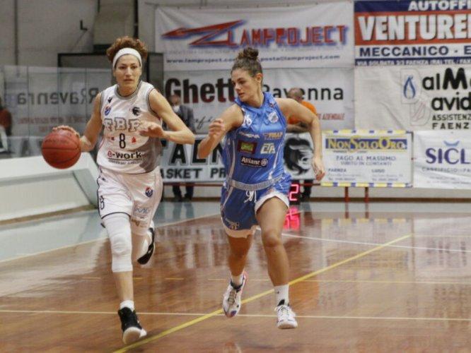Faenza Basket Project : Anticipata a sabato 28 Novembre 2020 contro Jolly Livorno alle ore 19.00