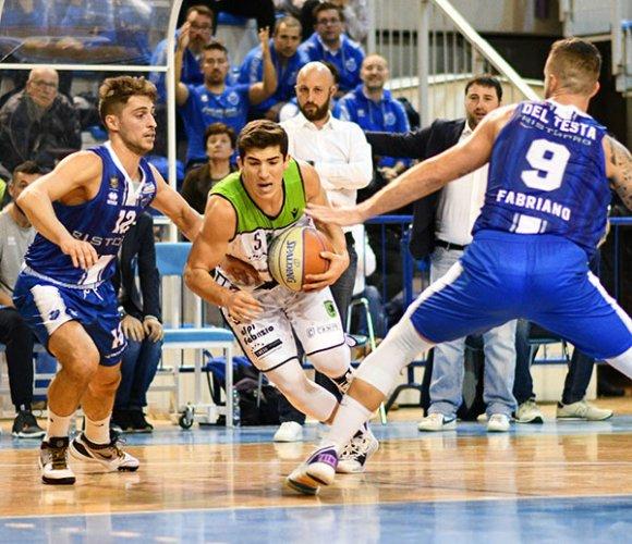 Aurora Basket Jesi  - Rekico Raggisolaris Faenza  77 - 68