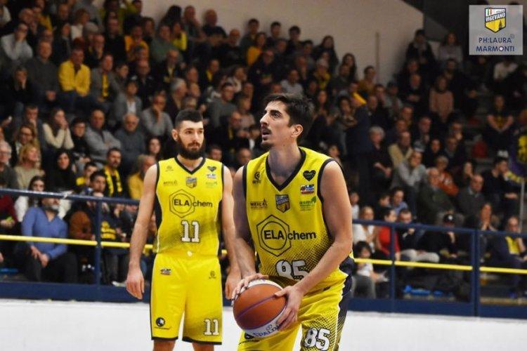 Virtus Basket Civitanova Marche : Ingaggiato Tommaso Milani