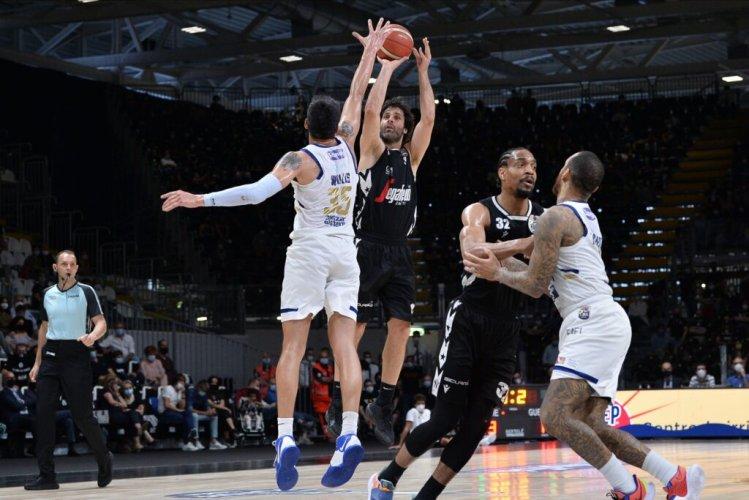 Virtus Segafredo Bologtna - Teodosic: - Sono davvero orgoglioso della mia squadra -