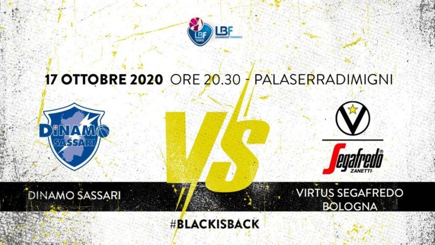 LBF, 4° giornata: Dinamo Sassari vs Virtus Segafredo Bologna