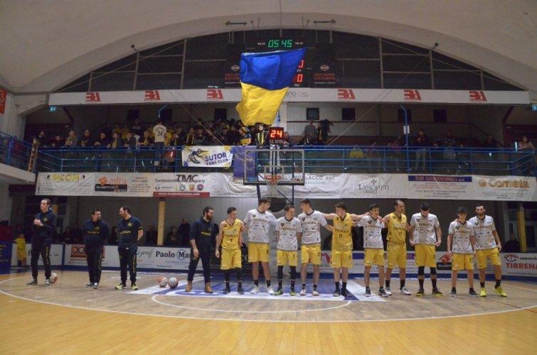 Pre - gara : Sutor Montegranaro  vs Virtus Civitanova Basket