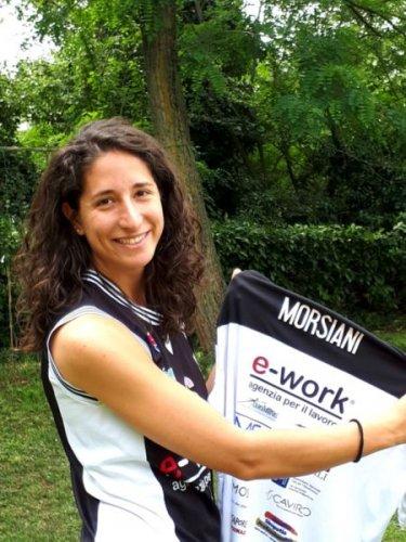 Faenza Basket Project  A2 :Il numero  # 6 sarà sempre Morsiani