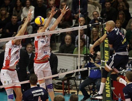 Ravenna-Milano 0-3 (25-27, 16-25, 20-25)