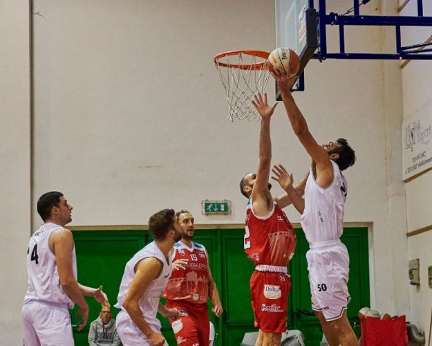 Virtus Basket Civitanova Marche   -  RivieraBanca Rimini 40-69
