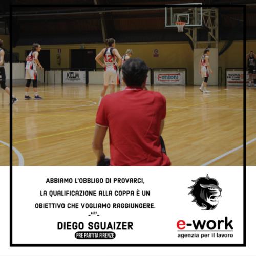 Faenza Basket Project : Il pre - partita contro Firenze