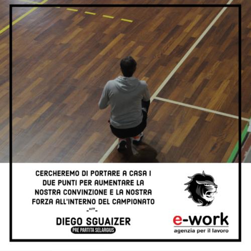 Faenza Basket Project E-Work - Domani ultima trasferta sarda a Selargius
