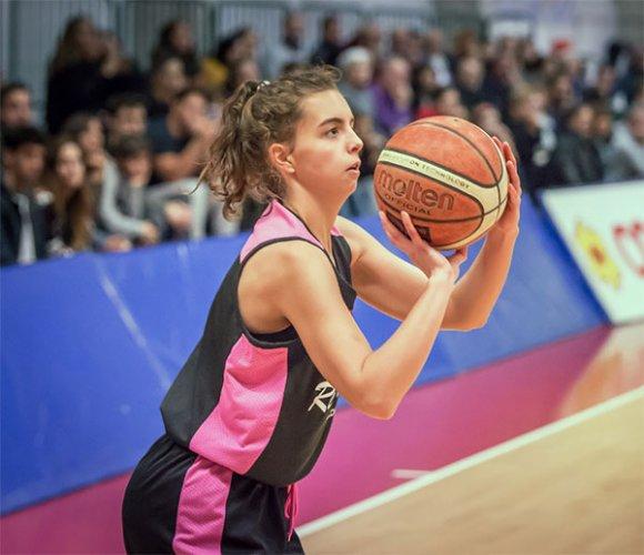 Happy basket Rimini - Hellas Cervia 74-28 (21-10; 15-10; 19-8; 19-0)