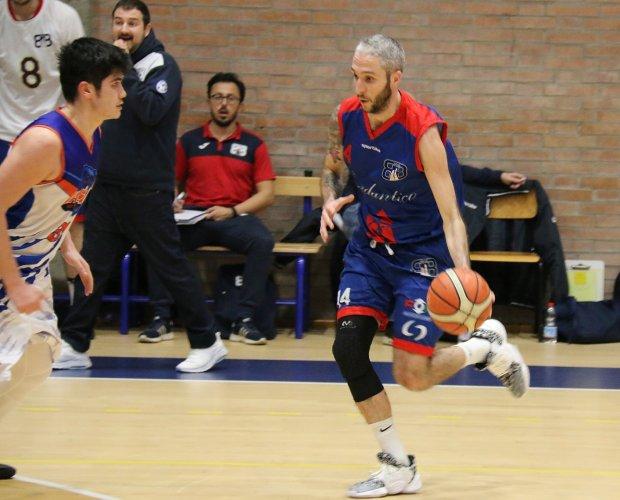 Anzola Basket  -  Bologna Basket 2016   86 - 82