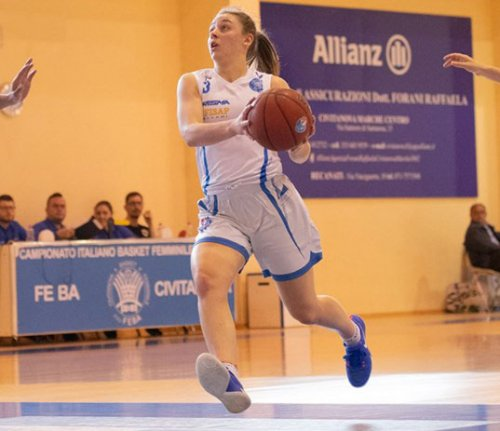 Alessandra Orsili passa alla società di Serie A1 Gesam gas e luce Le Mura Lucca
