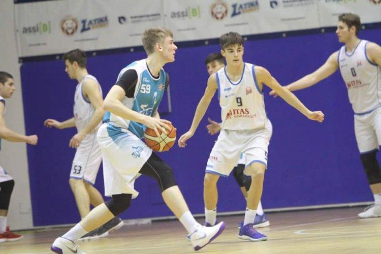 Molix Pall. Molinella – Anzola Basket  78-85 d1ts