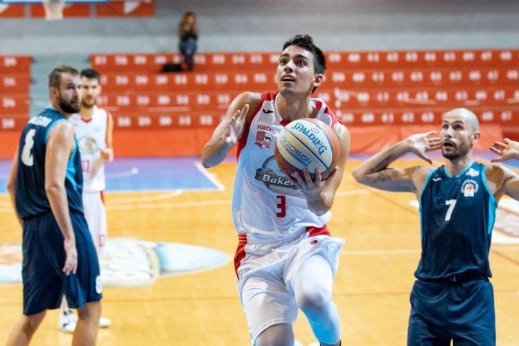 La Bakery Piacenza fa tripletta  contro Porto S. Elpidio Basket .