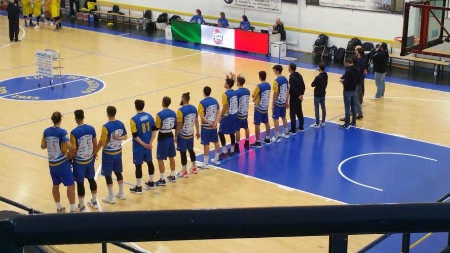 Sgambetto da parte dei lupi. Fiorenzuola Bees, è ko contro Omnia Basket Pavia, finisce 78-92