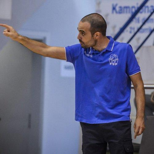 TItano Pallacanestro S. Marino , sette domande a coach  Simone Porcarelli