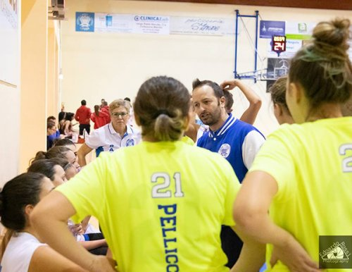 Orza rent Nico basket - Feba Civitanova 70-56 (16-13; 19-11; 19-5; 16-27)