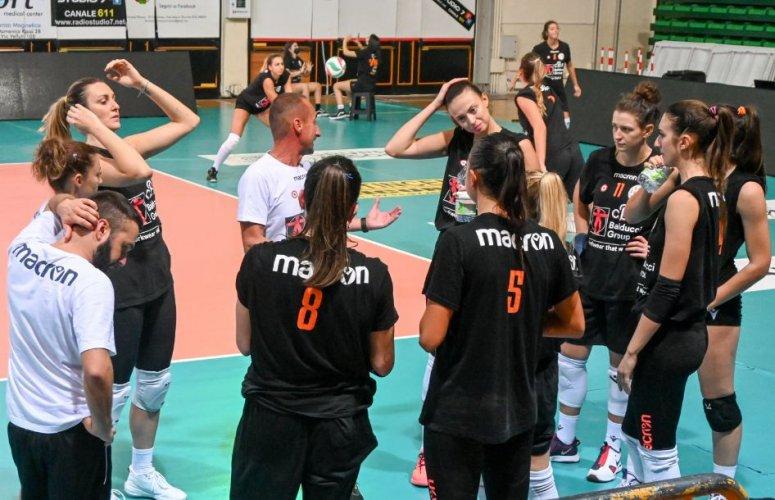 HR Volley Macerata - Domenica si comincia, arriva Ravenna!