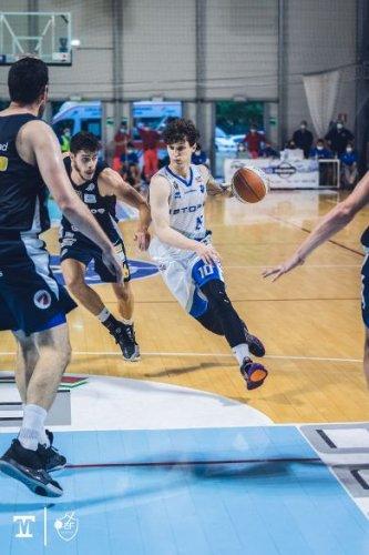 La Ristopro Janus Basket Fabriano : saluta Francesco Paolin
