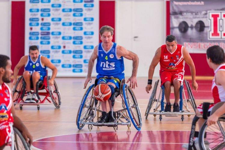 Laumas Elettronica Gioco Parma - NTS Riviera Basket Rimini