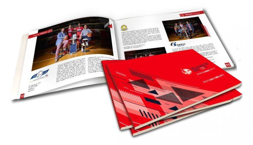 Pall. 2.015 Forlì : È online il #PartnerBook della stagione 2018/2019