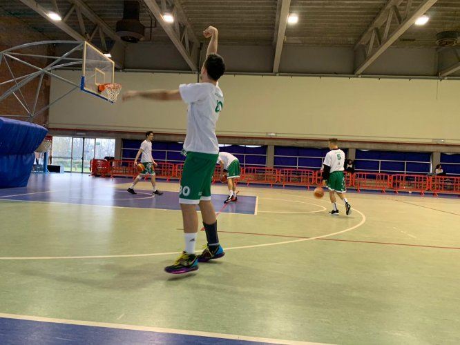 Nova Elevators Vis Basket Persiceto – Ottica Amidei Basket Castelfranco 70-63 (12-15/21-22/17-9/20-17)