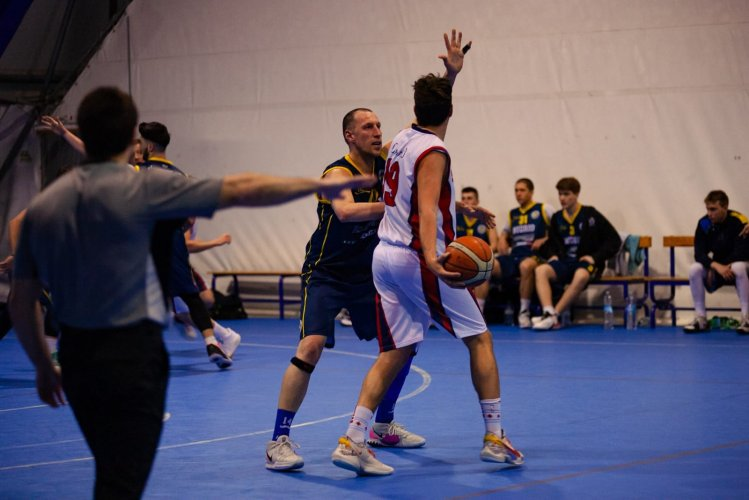 Omega Basket – Pall. Budrio 85-74 (25-19, 42-30, 61-48, 85-74)