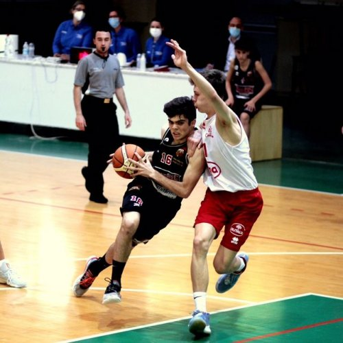 Under 16 Eccellenza  : One Team Basket Forlì – Baskérs Forlimpopoli    85 – 51