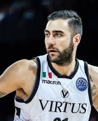 Virtus Segafredo Bologna, risolto consensualmente il contratto con Pietro Aradori.