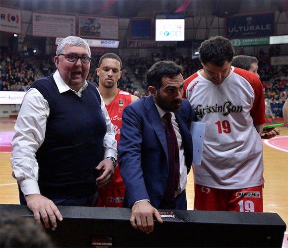 """Pillastrini (Reggio Emilia): """"con trento bisognera' alzare ulteriormente il nostro livello di gioco"""""""