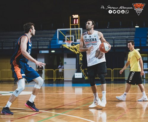 Amadori Tigers Cesena – Aurora Basket Jesi 77 – 60